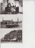LOT DE 100 CPSM  (FRANCE)  TYPE  DROUILLE - Pas De Paris, Lourdes, Versailles, Mont St Michel ...  Qqes Ex En Scan  - - 100 - 499 Postcards