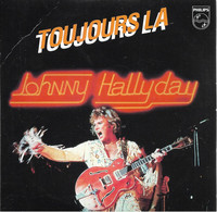 """CDS Johnny Hallyday   """"  Toujours Là  """" - Andere - Franstalig"""