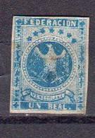 Venezuela 1863 Aigle Yvert 11 * Neuf Avec Charniere - Venezuela