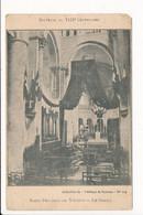Carte De TOURNUS Souvenir Du VIII Centenaire Saint Philibert De Tournus Le Choeur - Otros Municipios