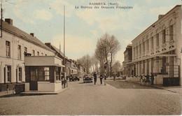 59 BAISIEUX -- Le Bureau Des Douanes Animé En 1954 - Andere Gemeenten