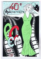 ILLUSTRATEUR Patrick HAMM - MONTMORENCY ( VAL D'OISE ) - 40e Anniversaire A.C.E.M. - Saint-Gratien - Hamm