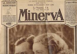 Minerva N°358 Du 19 Juin 1932 - Unclassified