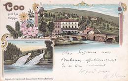 372658Coo, Près Spa (poststempel 1900) - Spa