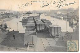 A/ 287          42       Roanne                     Port Du Canal - Roanne