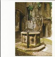 12 - Bos   - Rodez -maison Molinier Puits Avec Baton Et Coquille Des Pelerins De St Jacques De Compostelle - Rodez