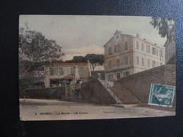 Z35 - 83 - Bormes - La Mairie - Les Ecoles - Colorisée - Bormes-les-Mimosas