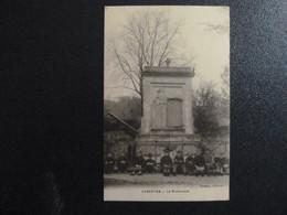 Z35 - 12 - Labastide - Le Monument -edition Sirmen (probablement Labastide-l'Eveque) - Other Municipalities