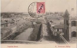 "Cina - ""Legation Street PEKING ""S. Yamamoto -Peking 1911-rare Cancellation ""Ufficio Postale Russo In Cina"" - China"