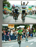 CYCLISME - WIELRENNEN - CICLISMO - 11 PHOTOS REPRODUCTION - PETER SAGAN - Cycling