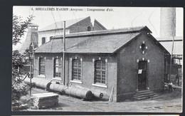 Houillères D'Aubin (12 Aveyron) :compresseur D'air  (PPP30348B) - Otros Municipios