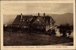 CPA Brotterode Trusetal In Thüringen, Grosser Inselsberg, Gasthof Gotha - Other