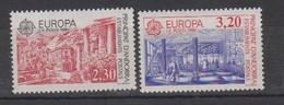 ANDORRE-1990.N°388/389** EUROPA - Ongebruikt