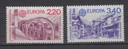 ANDORRE-1987.N°358/359** EUROPA - Ongebruikt