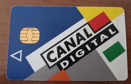 CARTE A PUCE CANAL DIGITAL - Badge Di Eventi E Manifestazioni