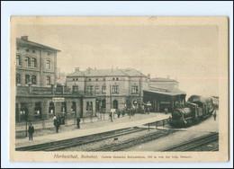 XX13512/ Herbesthal Grenzbahnhof Deutschland - Belgien AK 1915 - Ohne Zuordnung
