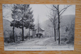 5236/TROIS-PONTS -Grand-Halleux -Ancien Passage à Niveau (Ed St Antoine Trois-Ponts) - Trois-Ponts