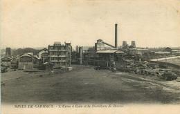 TARN  Mines De CARMAUX  Usine A Coke Et La Distillerie De Benzol - Carmaux