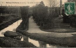 95 BOISSY L'AILLERIE LE JARDIN DU MOULIN - Boissy-l'Aillerie