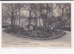 """ANDERNOS-LES-BAINS : Villa """"Bagatelle"""" - Très Bon état - Andernos-les-Bains"""