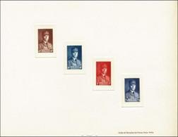 France 470/3 Collective Deluxe 1940 Petain - Prove D'artista