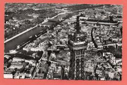 EN AVION , SUR PARIS - (Pilote Opérateur R.Henrard ) - Other