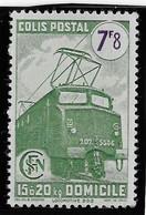 France Colis Postaux N°232B Sans Filigrane - Neuf * Avec Charnière - TB - Mint/Hinged