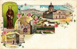 CPA AK Gruss Aus Portiunkula ITALY (547077) - Autres Villes