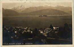 CPA AK Madre Vista Da STRESA ITALY (542123) - Altre Città