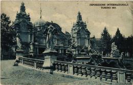 CPA AK TORINO Espos.Internazionale ITALY (542330) - Ausstellungen