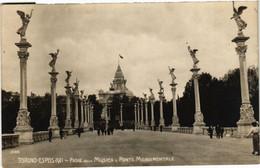 CPA AK TORINO Padig.della Musica E Ponte Monumentale ITALY (542789) - Ausstellungen