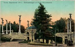 CPA AK TORINO Sottopassaggio Al Ponte Monumentale ITALY (542849) - Ausstellungen