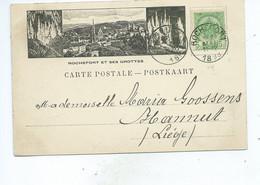 Rochefort Et Ses Grottes ( 1898 ) - Rochefort