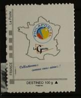 TàM - Philapostel - La Gazette, Collectionnez Comme Vous Aimez - Desinéo 100g - Neuf - Personnalisés (MonTimbraMoi)