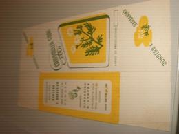 SCATOLA CAMOMILLA FIORI EXTRA - Plaques En Carton