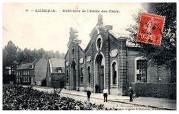 59 EMMERIN - Extérieur De L'usine Des Eaux - Autres Communes