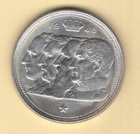 Belgique. Prince >Charles. 100 FB 1948 VL. Je Vous Laisse Estimer Son état. Morin # 503. Pièce Non Nettoyée - 06. 100 Francs
