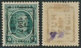 "Houyoux - N°194 Préo ""Huy 1927 Hoei"" Position B, Incomplet (n°4010) - Roller Precancels 1920-29"
