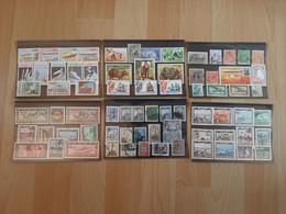 Lot Alle Welt Ohne Deutschland Auf 250 Steckkarten - Alla Rinfusa (min 1000 Francobolli)
