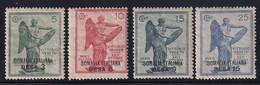 Somalia Vittoria 1922 Serie Completa Sass. 30/33 MNH** Cv 30 - Somalie