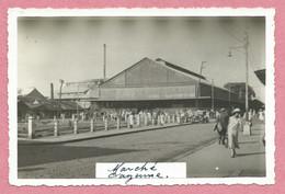 Guyane - CAYENNE - Carte Photo - Le Marché - Cayenne