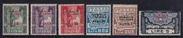 Somalia Marcia Su Roma 1923 Serie Completa Sass. 49/54 MNH** Cv 400 - Somalie