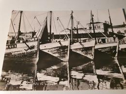 TRONDHEIM PORT HAVN 1951 - Noruega