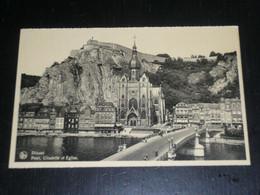 Pont, Citadelle Et église - Dinant