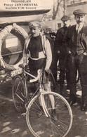 CPA Du Coureur Cycliste TROUSSELIER - Cycling