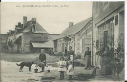 LA CHAPELLE AUX CHOUX - La Place - Other Municipalities