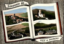 67 - VILLE - Thanville - Neubois - Scherwiller - Haut-Koenigsbourg - Multi Vues Livre - Other Municipalities