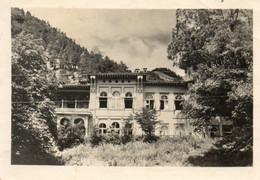 CP Photo - RUSSIE - Maison Bourgeoise - Chateau -  1957 - Scan Du Verso - - Rusia