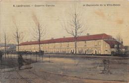 LANDRECIES - Caserne Clarcke (carte Toilée) - Landrecies