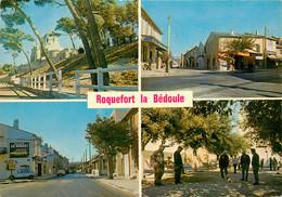 13* ROQUEFORT LA BEDOULE  Multivues  (CPM 10,5x15cm)   RL16,0613 - Autres Communes